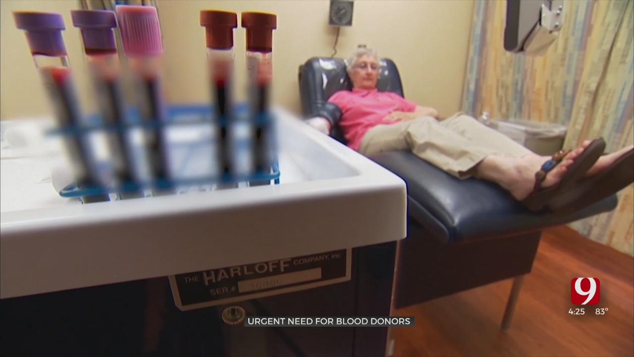Medical Minute: Blood Donations