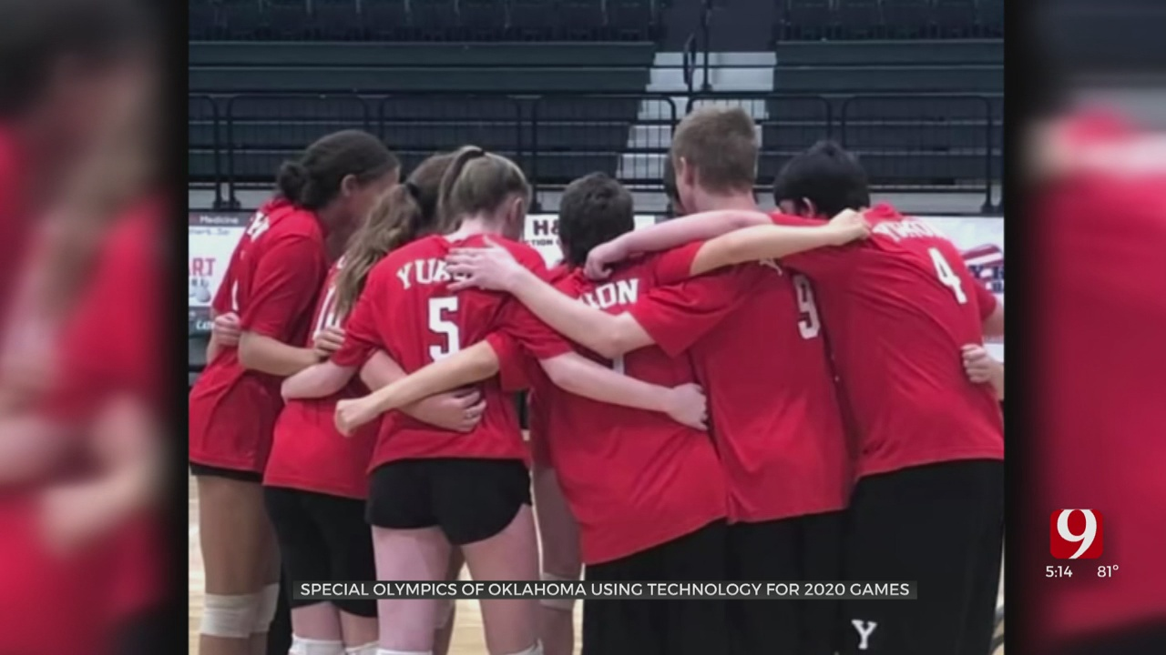 Special Olympics Oklahoma Hosts Online Celebration