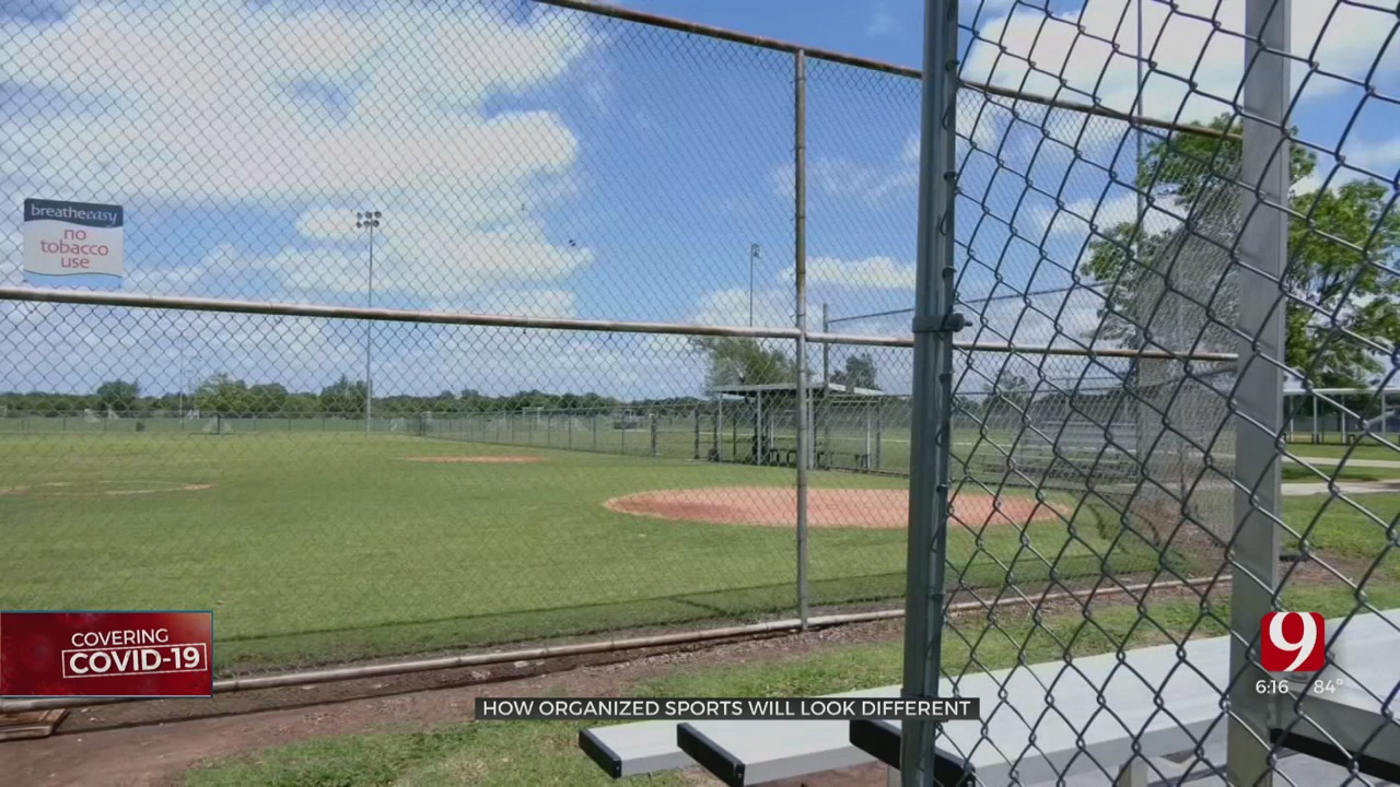 League Officials Take Safety Precautions As Youth Sports Open Back Up