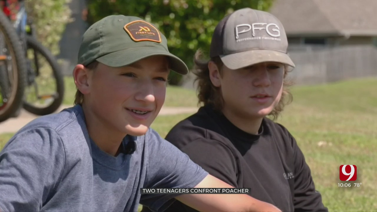 Man Ticketed For Illegal Fishing After Confrontation With Teens