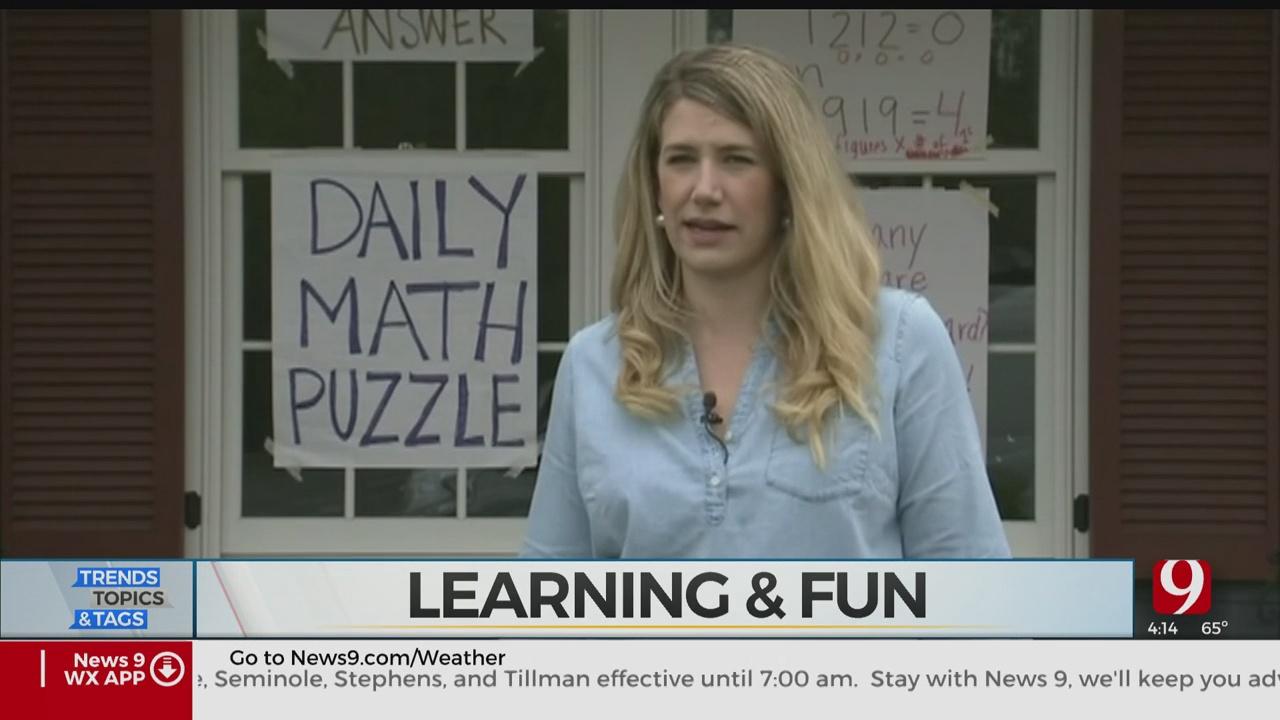 Trends, Topics & Tags: Math Teacher Has Jokes