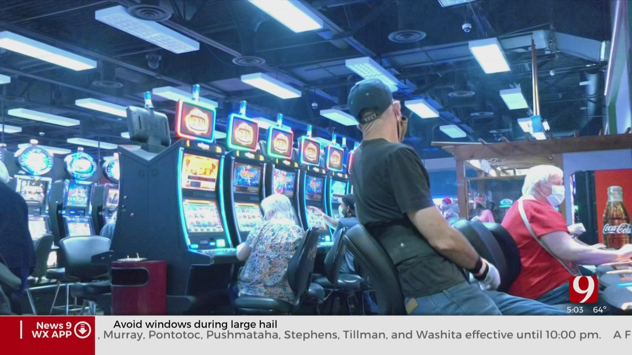 Lucky Star Casino Reopens, Uses Technology To Promote Safety