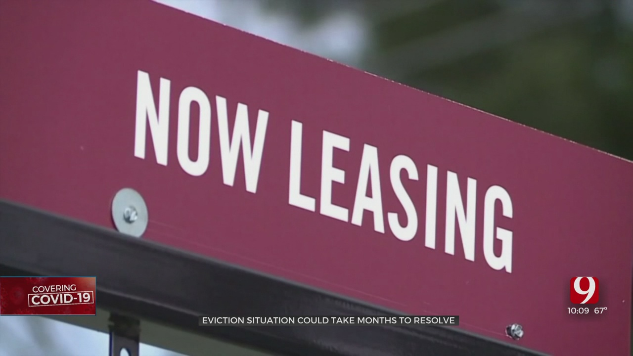 Eviction Hearings To Resume In Oklahoma, Cleveland County Monday