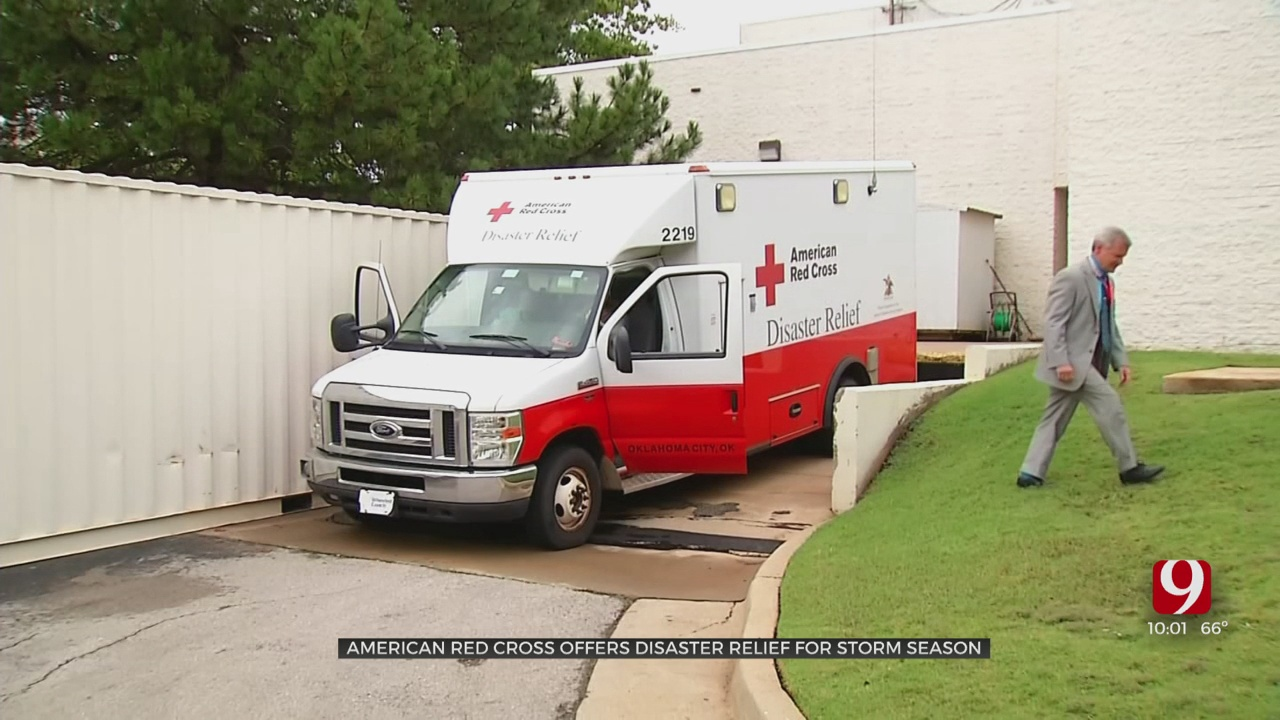Red Cross Provides Disaster Relief During Pandemic