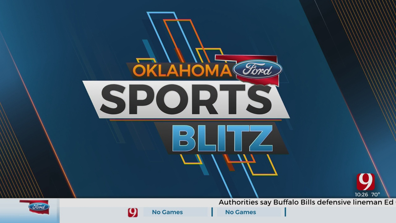 Oklahoma Ford Sports Blitz: May 17