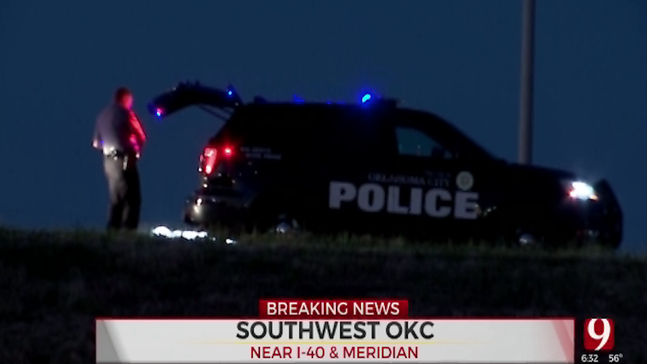 1 Dead After Jumping Off Bridge While Running Away From OKC Police