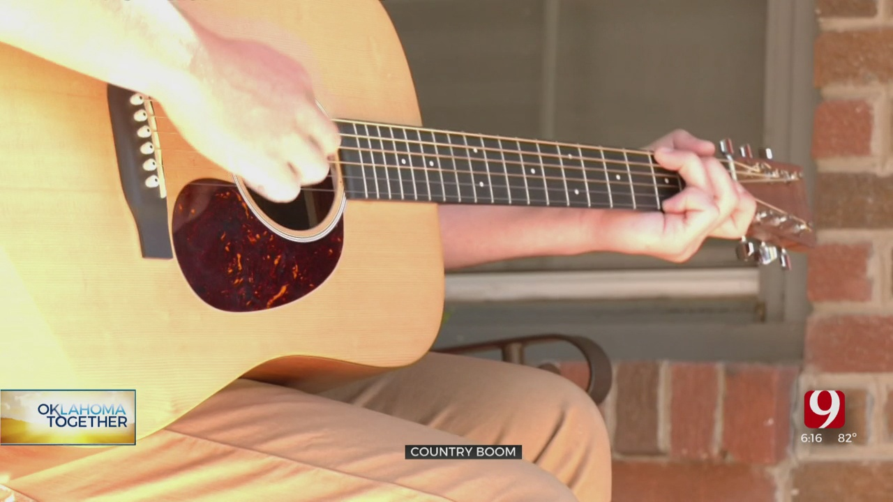 Reports: Music With Oklahoma Roots Sees Streaming Boom During Pandemic