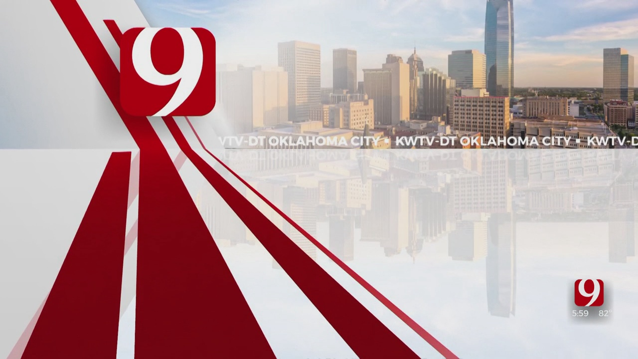 News 9 6 p.m. Newscast (May 18)