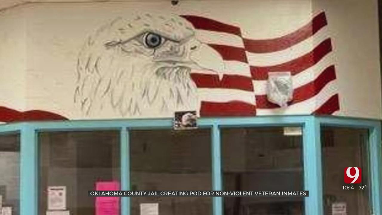Oklahoma County Sheriff's Office Helping Veteran Inmates