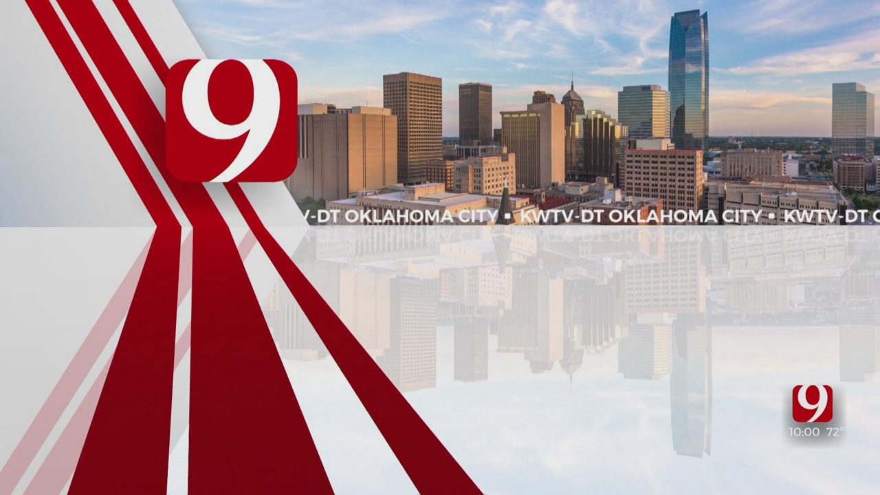 News 9 10 p.m. Newscast (May 18)