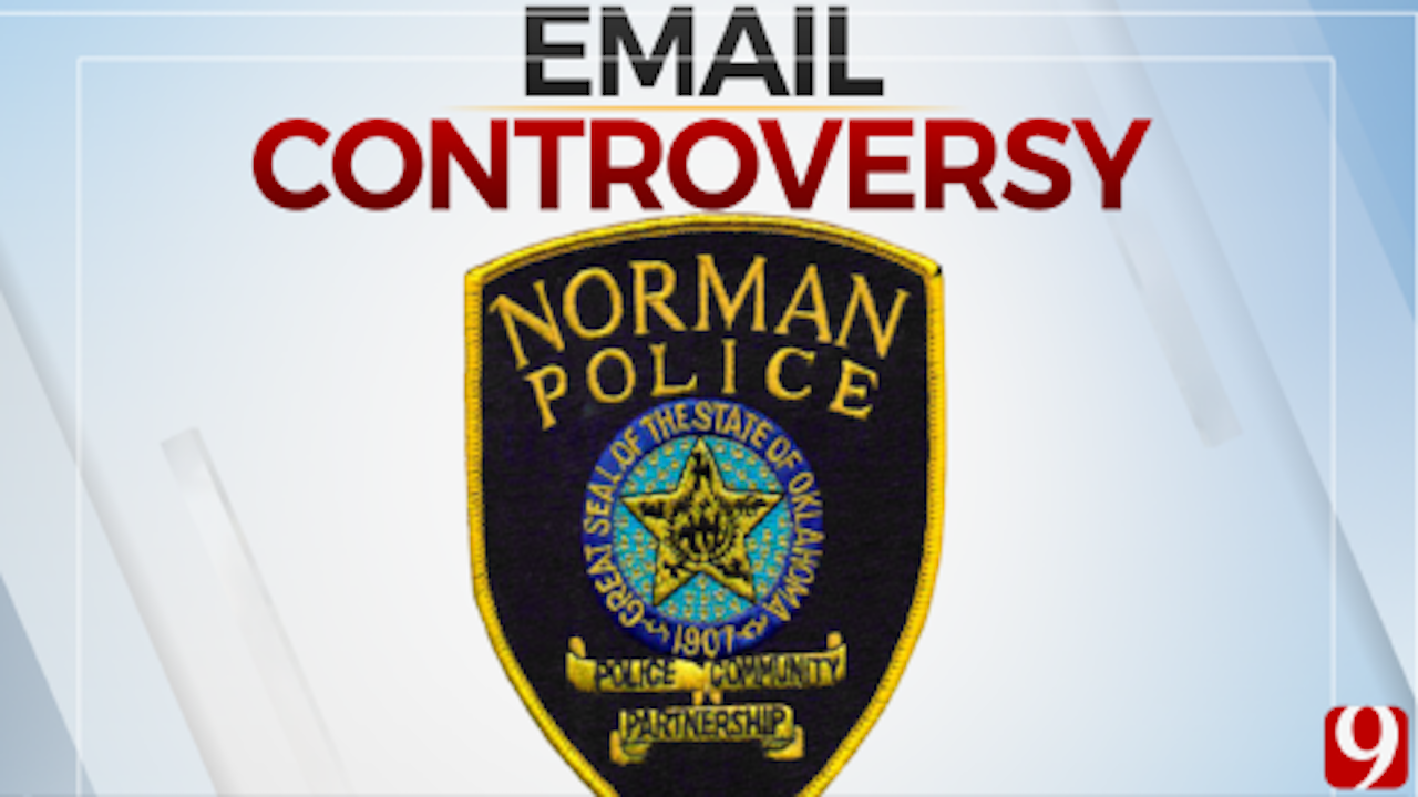 Norman Police Department investigating Email Controversy