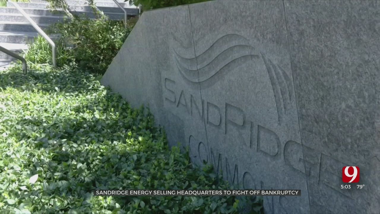 SandRidge Sells Downtown Corporate HQ To Investment Group