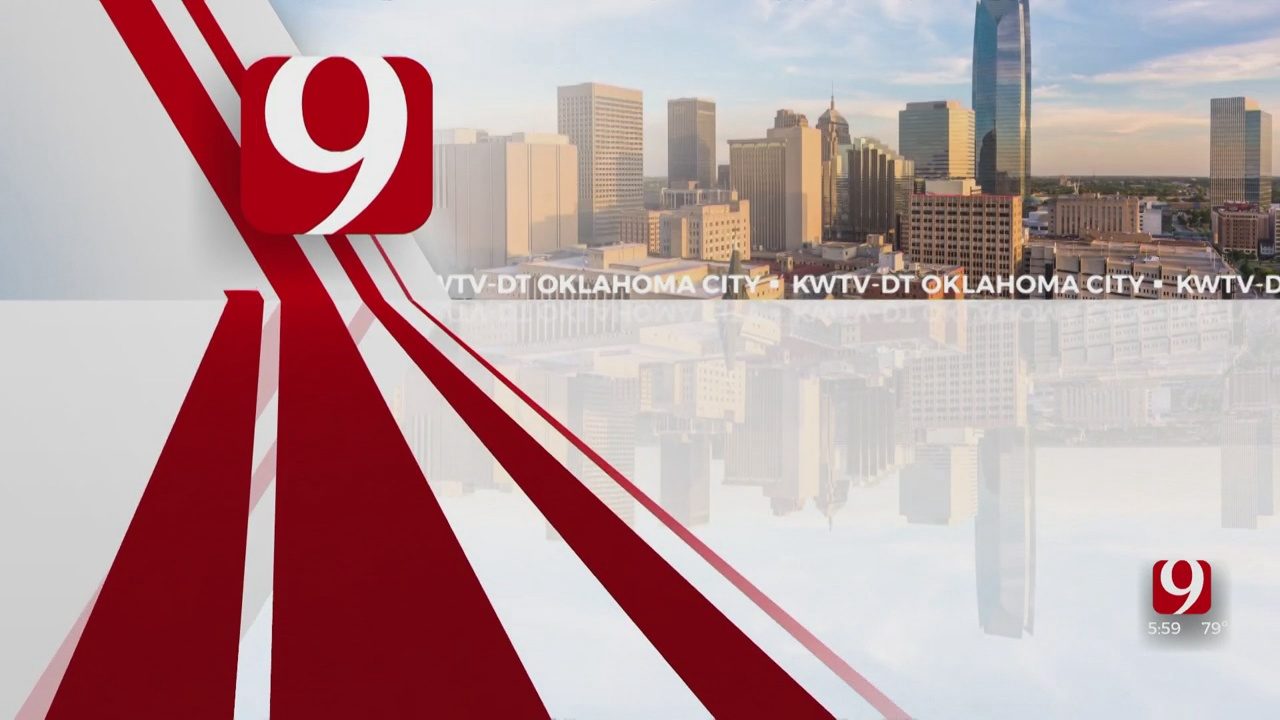 News 9 6 p.m. Newscast (May 19)