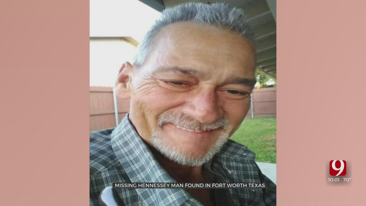 Missing Oklahoma Man Found Alive 3 Weeks After Disappearance