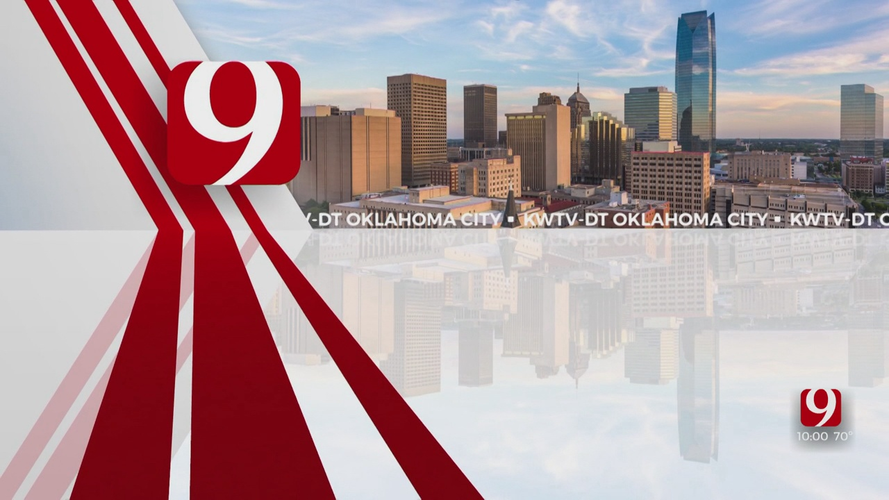 News 9 10 p.m. Newscast (May 19)