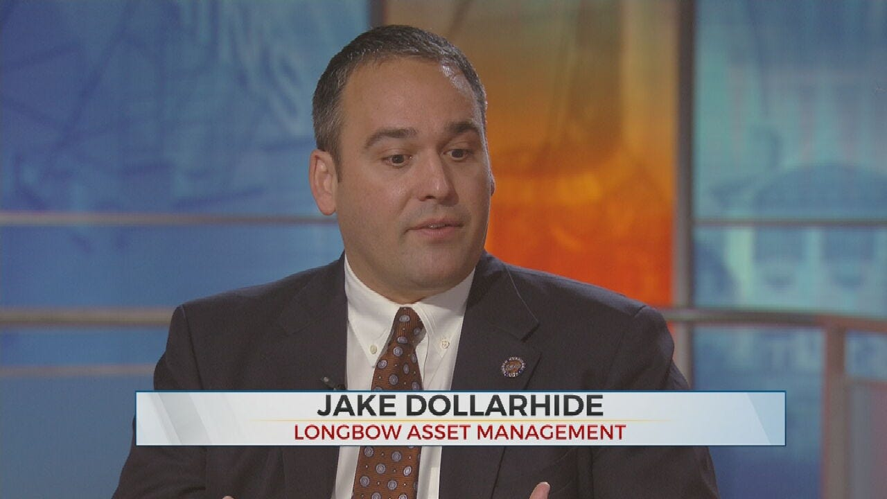 WATCH: Jake Dollarhide From Longbow Asset Management Discusses The Stock Market