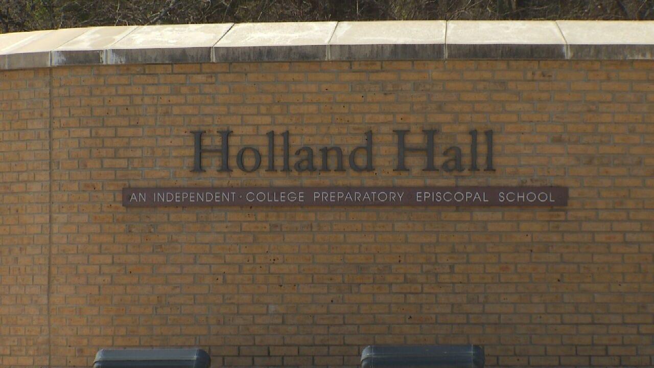 Holland Hall Closes Schools Due To Coronavirus (COVID-19) Concerns