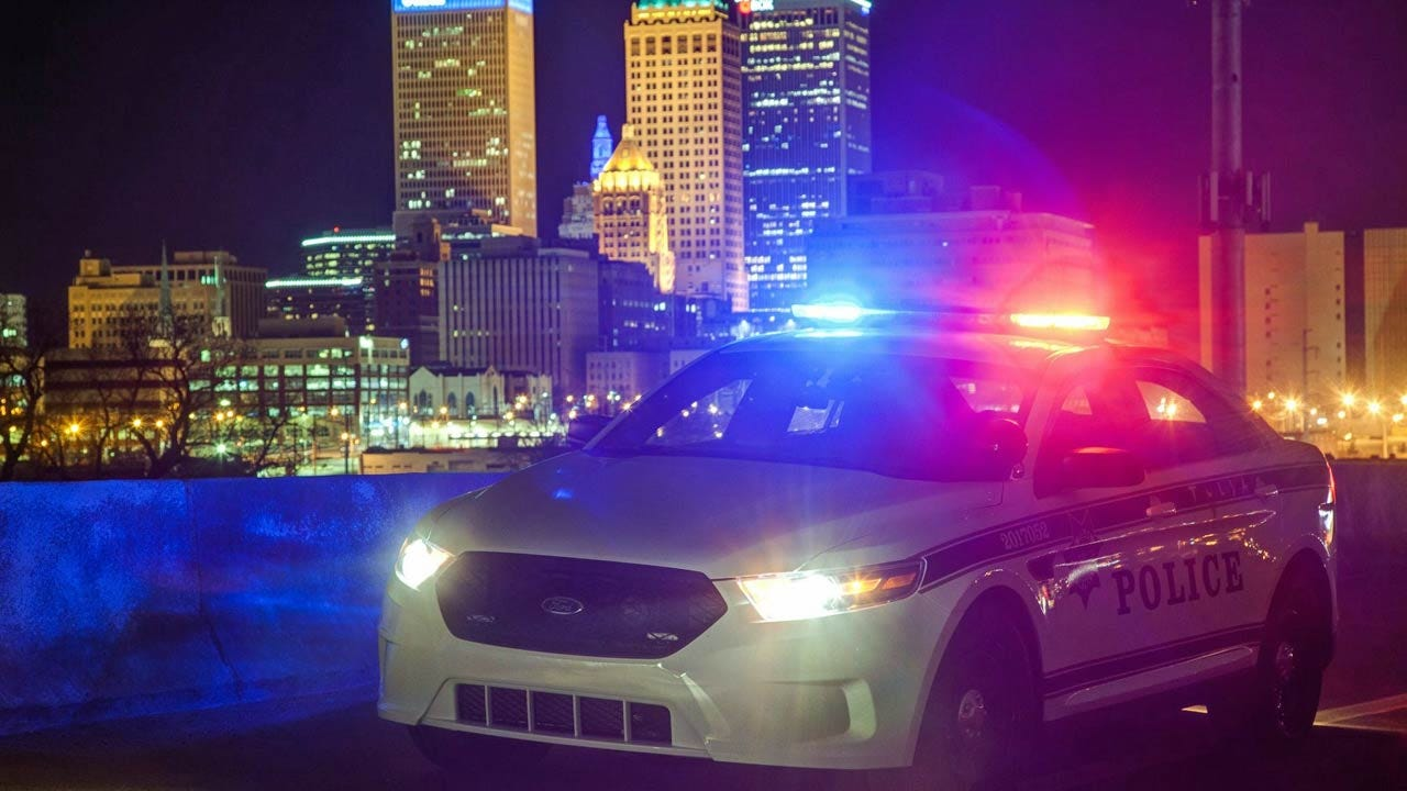 Tulsa Officer Involved In Car Accident Overnight