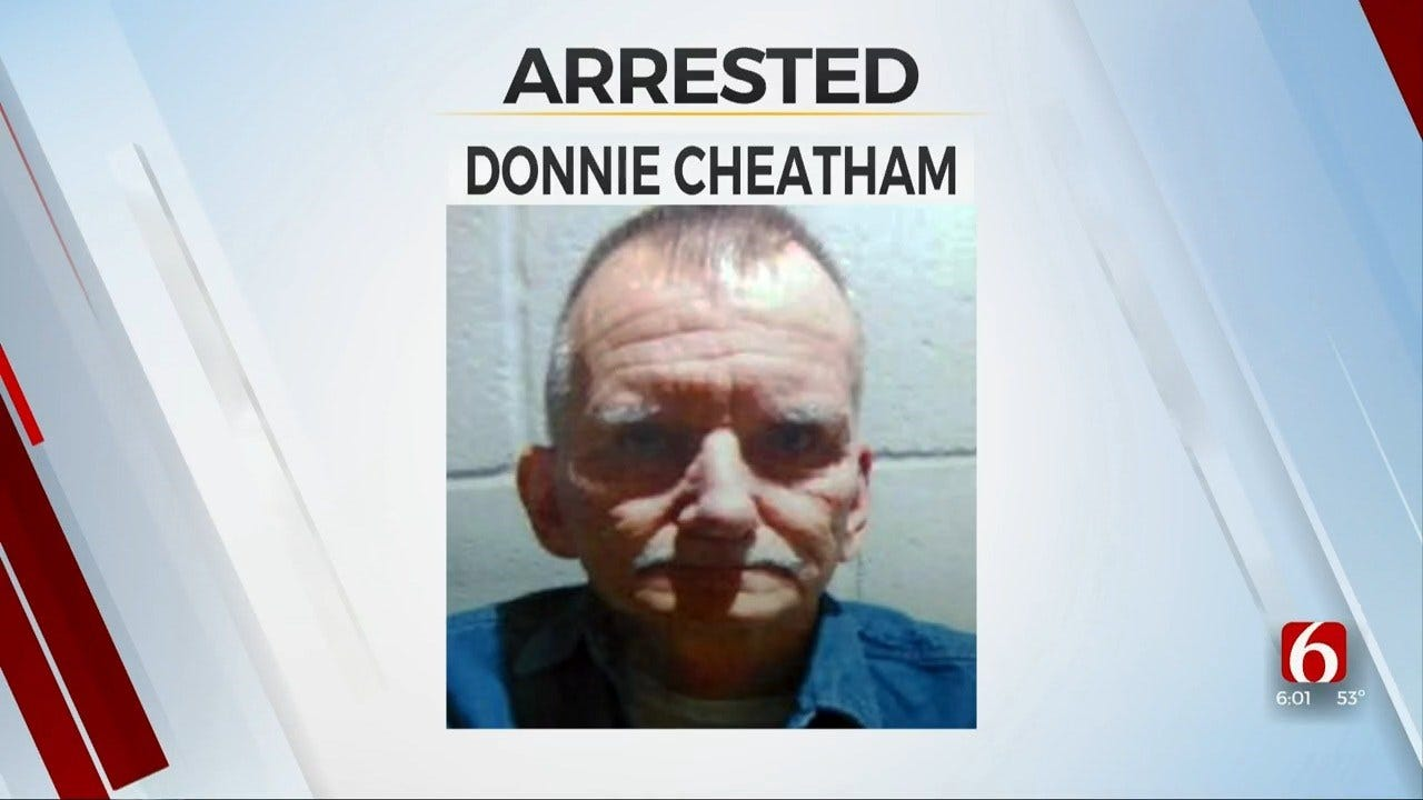 Bixby Bus Driver Arrested On Suspicion Of Public Intoxication