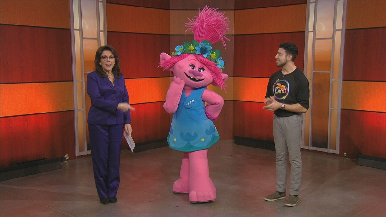 Trolls Live! Comes To The BOK Center