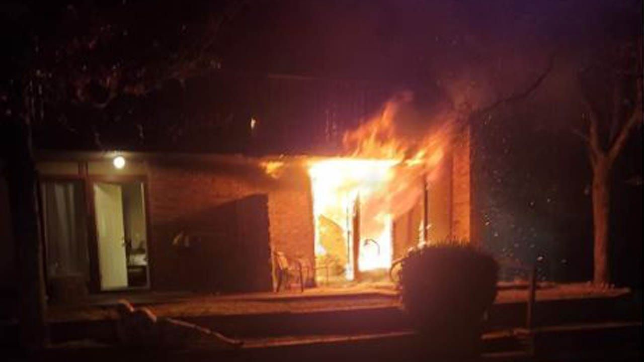 Teenager Killed In Mannford Condo Fire