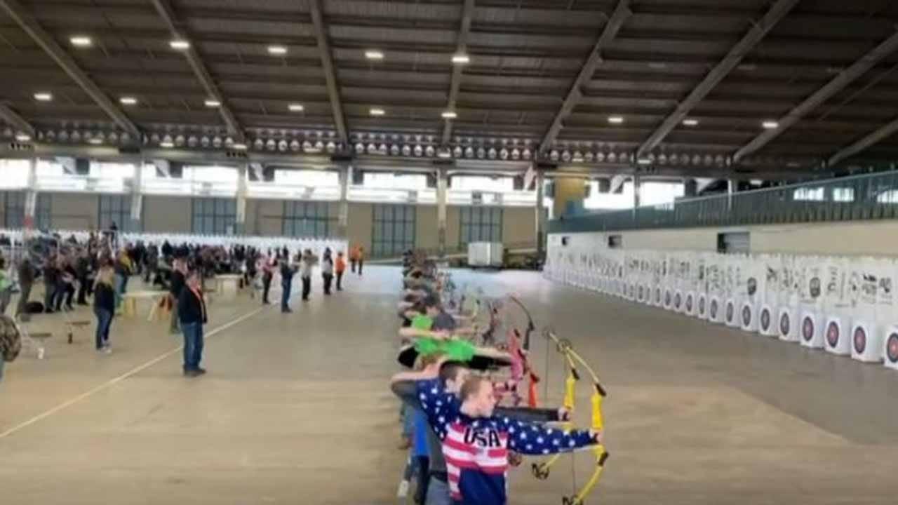 New 'Varsity Archery' Program Brings New Challenge to Oklahoma Students