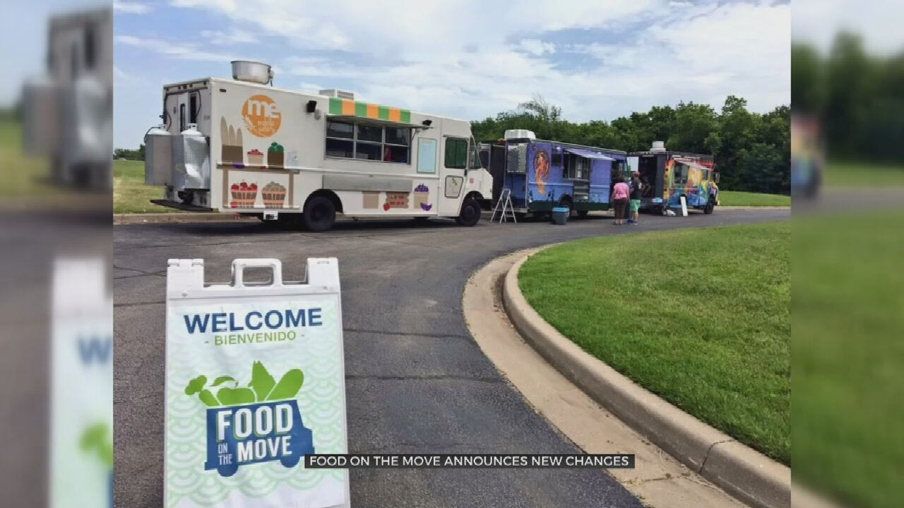 Tulsa's Food On The Move Looks To Grow Reach, Add Permanent Location
