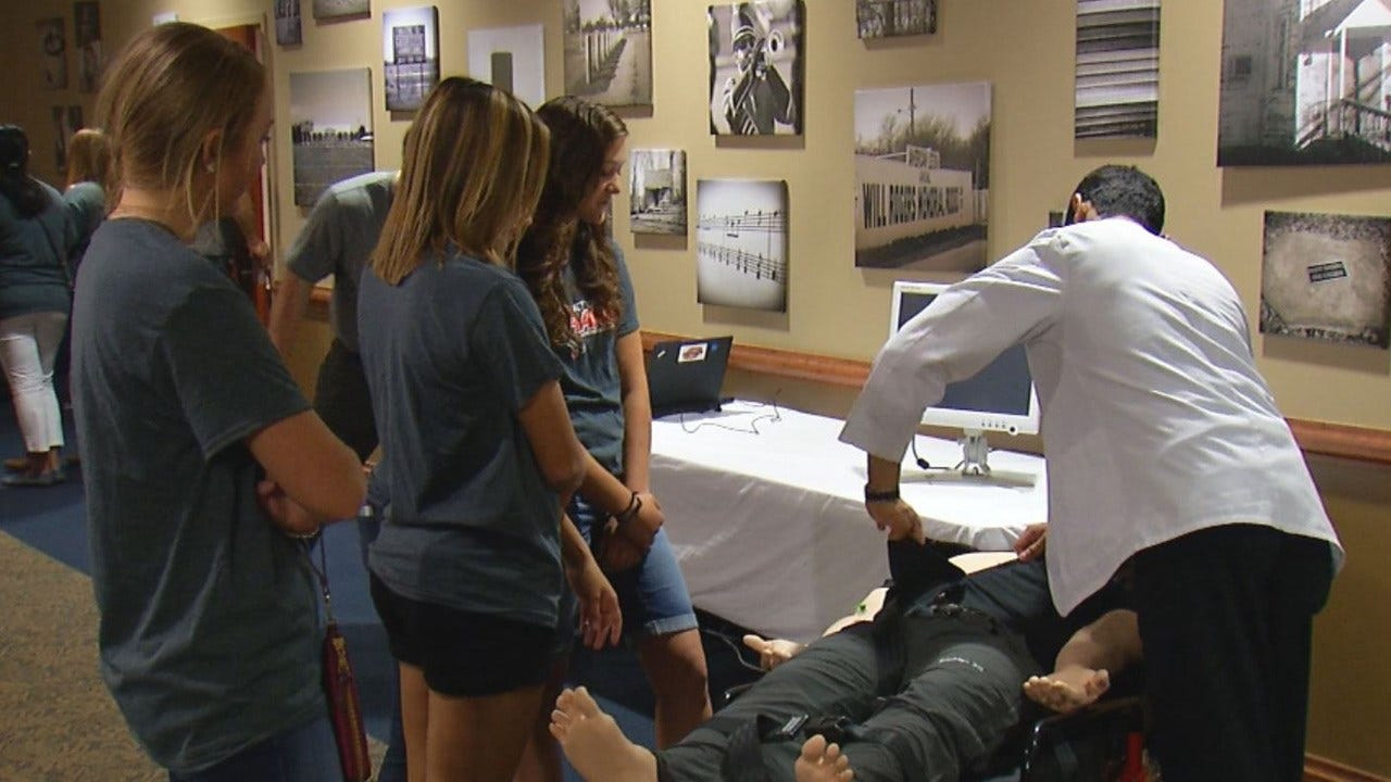New Tulsa VA Hospital To Benefit OSU Medical Students