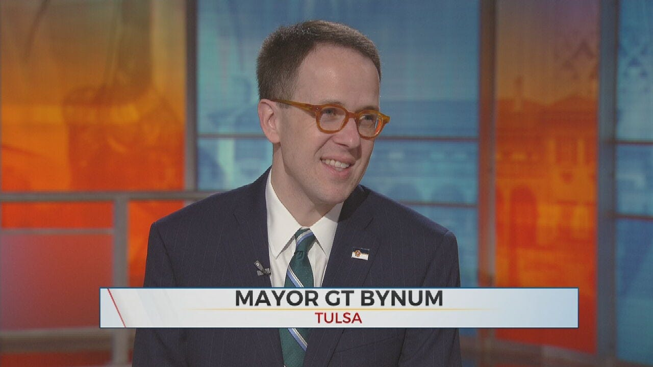 Mayor Bynum Discusses Changes, Developments Affecting Tulsa