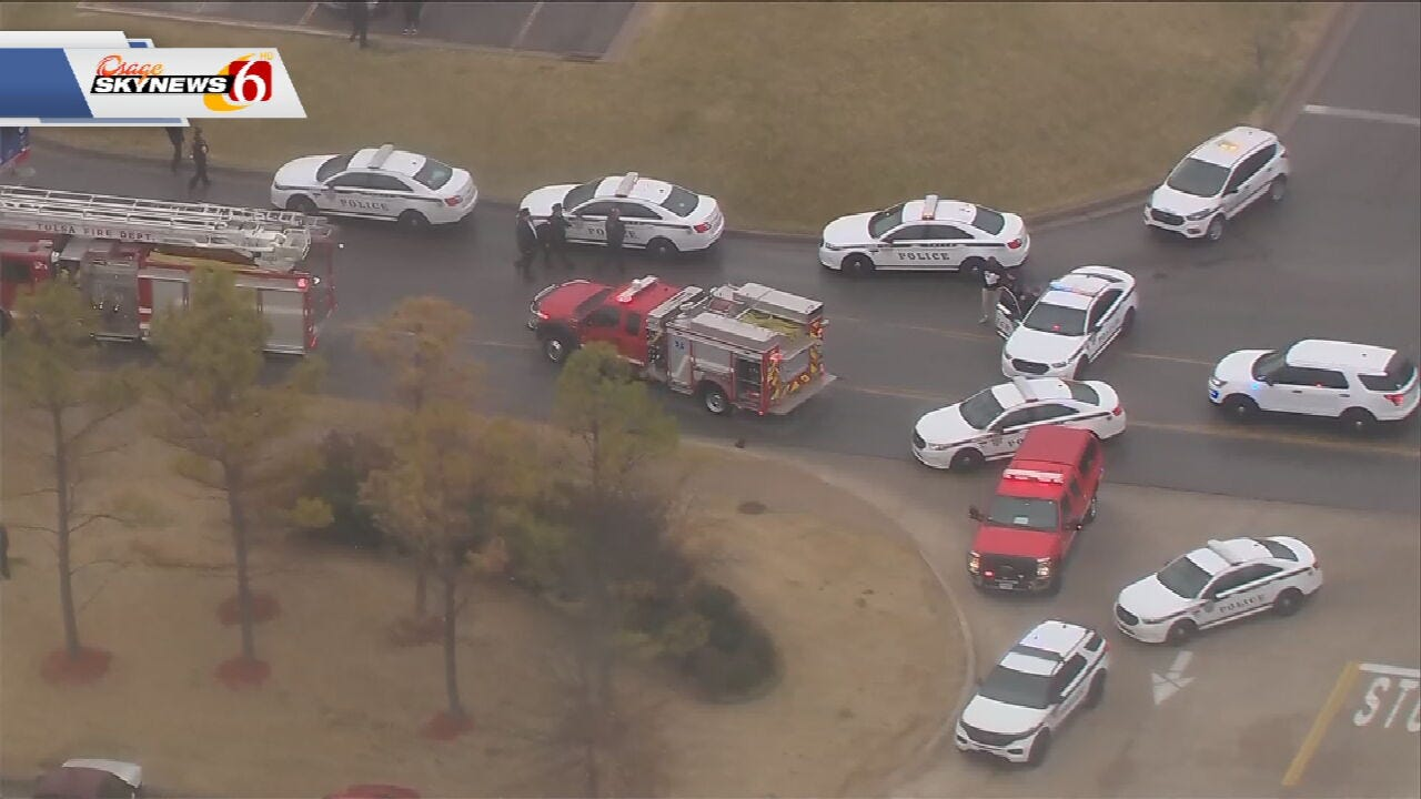 Police Say Domestic Argument Led To Fatal Auto-Pedestrian Crash
