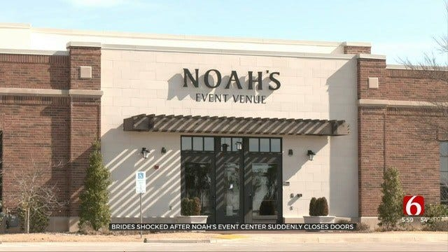 Oklahoma Community Rallying After Brides Left Without Venue
