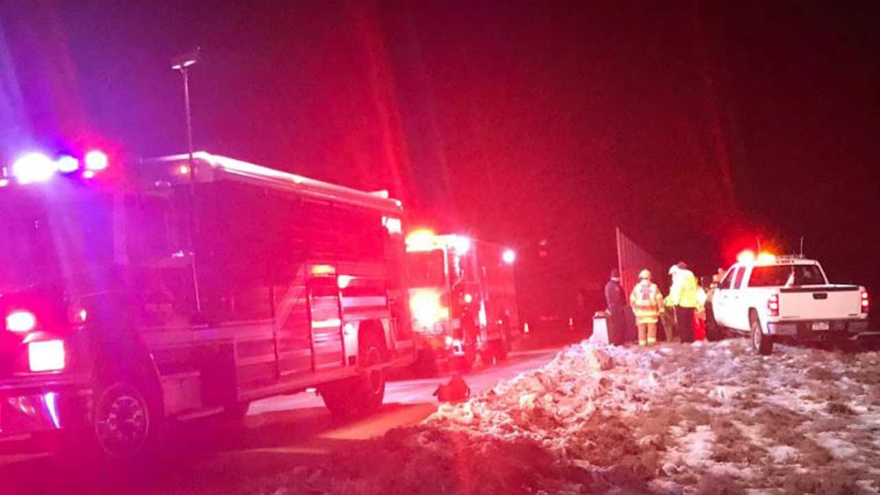 UPDATE: Train Hits Vehicle In Mayes County, Sheriff Says