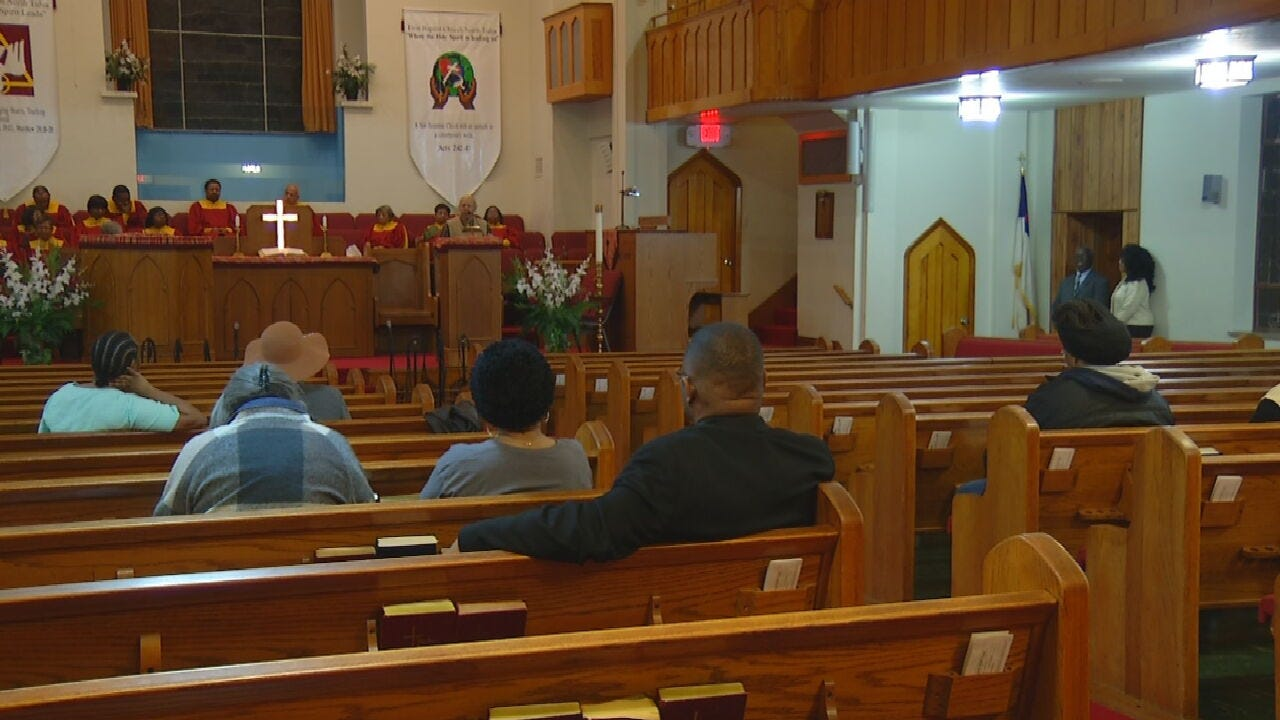 Tulsa Church Honors African-American Contributions To History