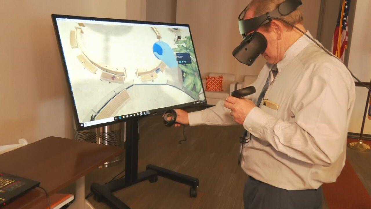 OSU Medicine Shows How Virtual Reality Can Help Improve Mental Health Treatment