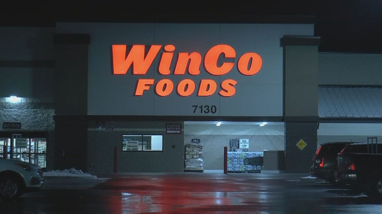 WinCo Foods Tulsa Store Opens Thursday