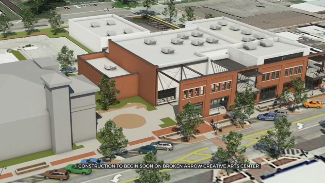 Construction To Start On New Creative Art Center In BA