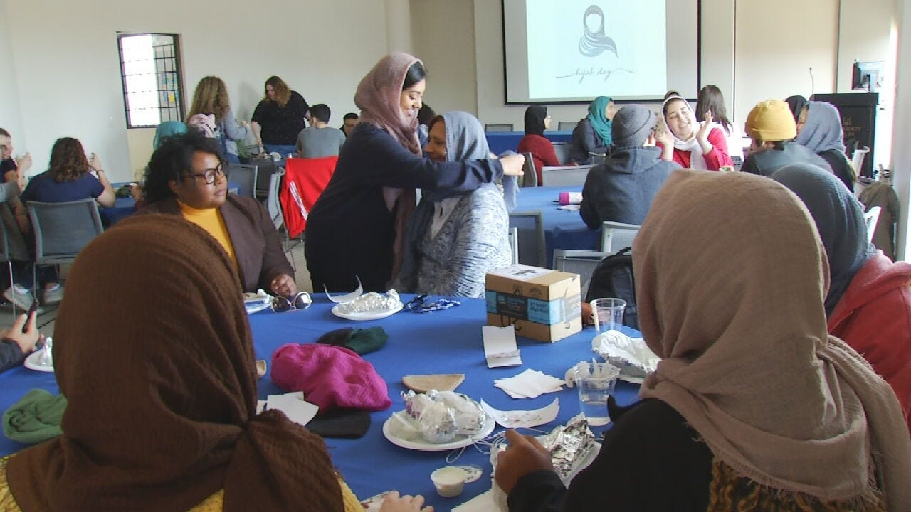TU Students Celebrate World Hijab Day With Open Discussion Panel