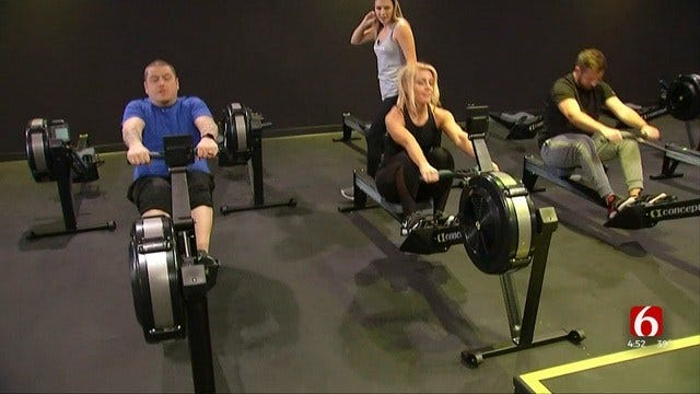 Meet The Owners Of The Row House, A New Tulsa Fitness Studio