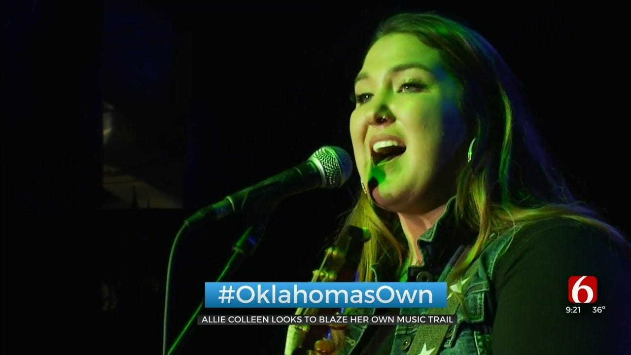 Garth Brooks' Daughter Allie Colleen Paves Her Own Way In The Music Industry