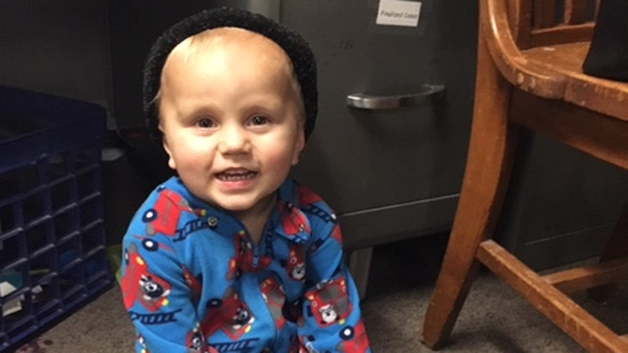 Parents Of Toddler Found Alone In Tulsa Thursday Located