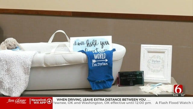 Cuddle Cot Gives Bereaved Parents More Time To Grieve, Owasso Woman Says