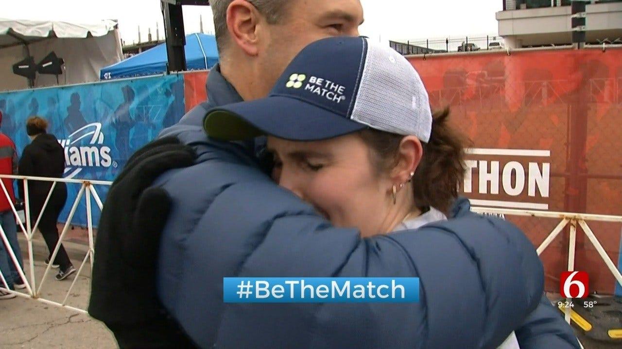 Perfect Match Saves Tulsa Woman's Life After Chemo Triggers Leukemia