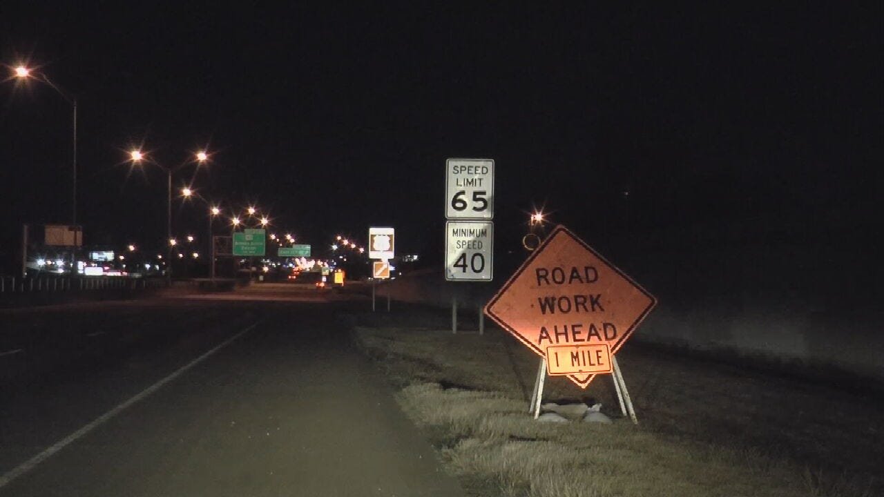 I-44 Bridge Repairs Slows Early Morning Traffic