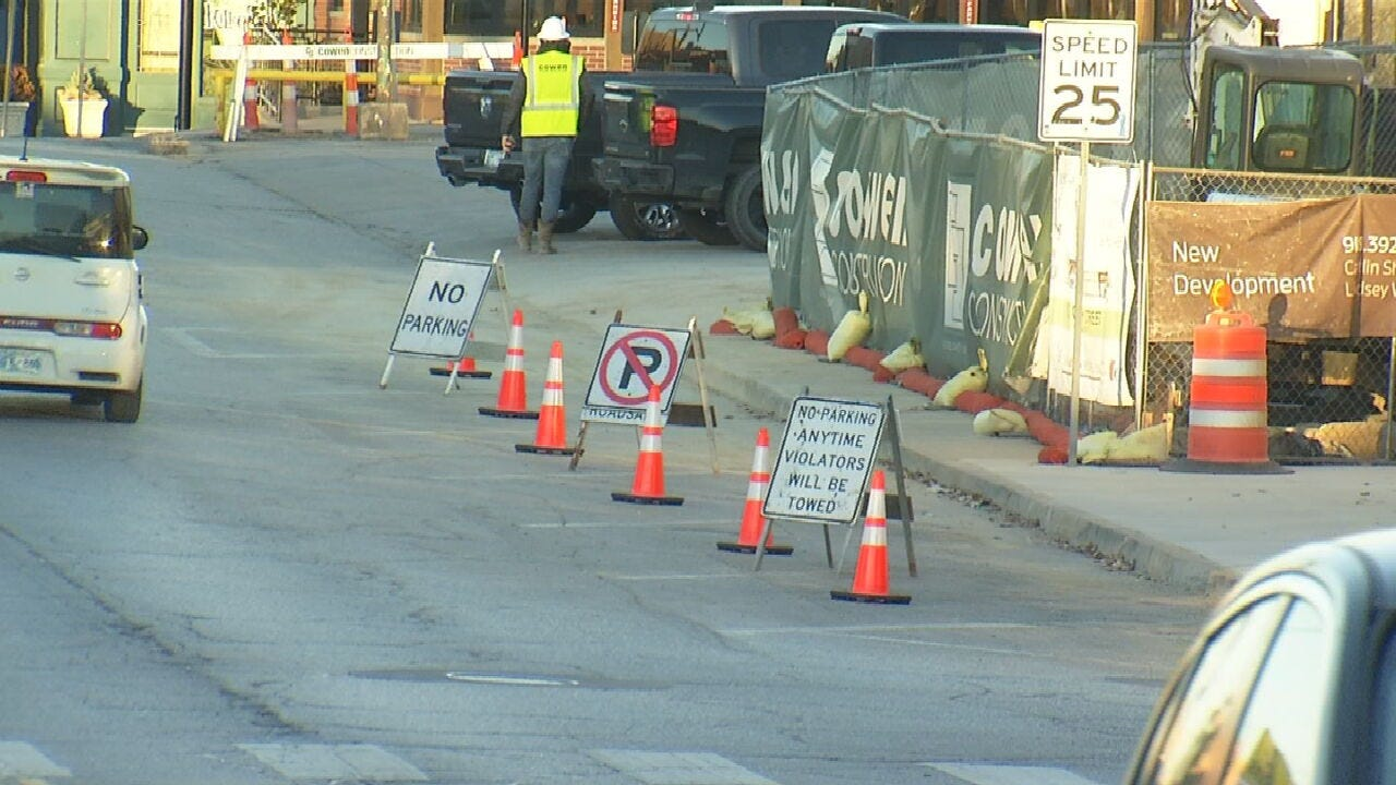 $5.7 Million Construction Project Begins On Cherry Street