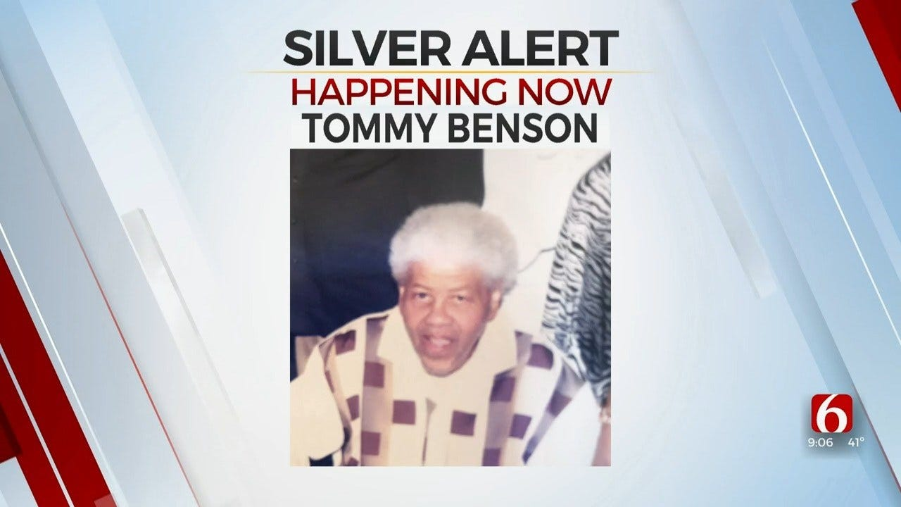 Silver Alert: Sapulpa Police Searching For Disabled Man