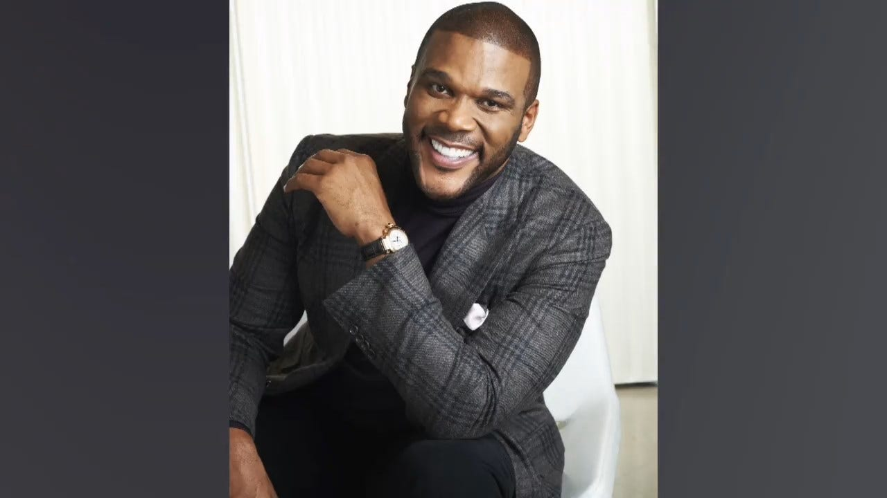 Tyler Perry Pays Grocery Bills For Elderly & High-Risk Shoppers At 73 Stores