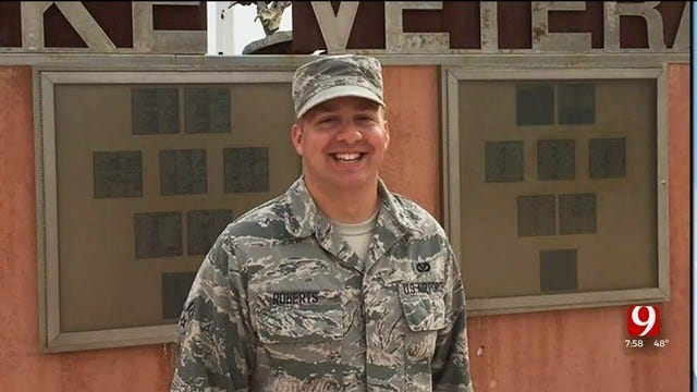 Oklahoma Air National Guardsman Killed In Iraq