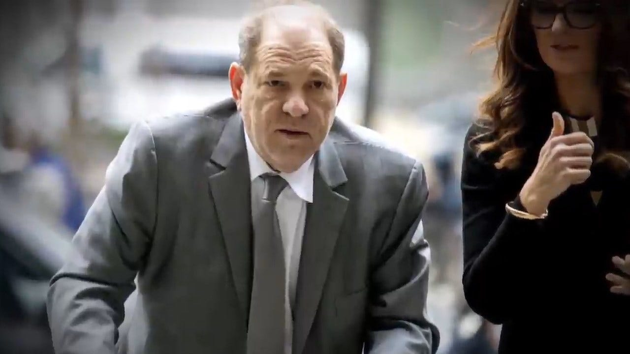 Harvey Weinstein Sentenced To 23 Years For Sexual Assaults