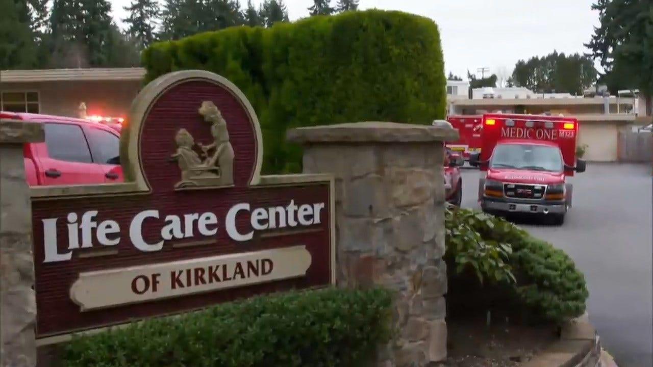 Coronavirus-Hit Nursing Home Residents 'Held Hostage', Relative Says