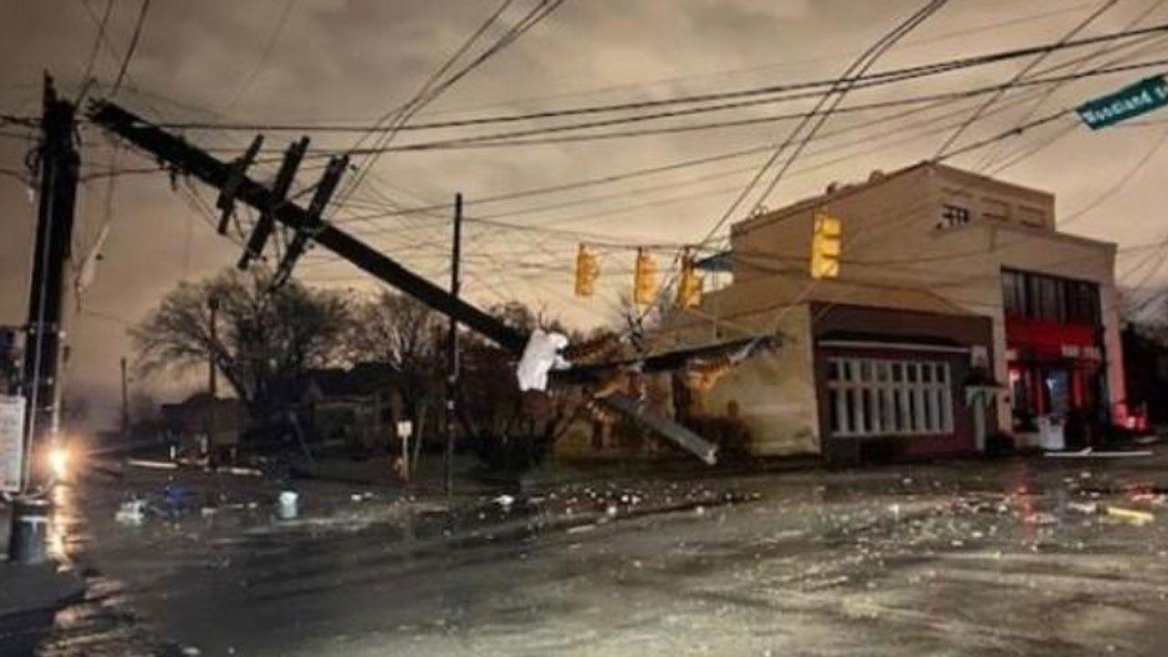 Nashville Area Tornadoes Kill At Least 7 People